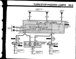 wiring help needed bought truck removed viper alarm no turns here are the stop turn hazard pages from my 99 wiring diagram they should help get you started