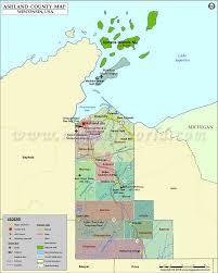 ashland county map, wisconsin Ashland Map Ashland Map #15 ashland maplewood