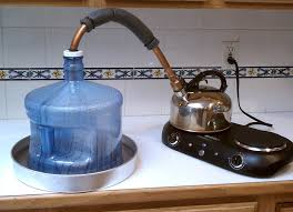 stove top distiller