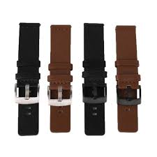 details about usa business casual for samsung gear s3 moto 360 leather bands wrist watch strap
