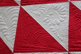 Quilting Is My Therapy The Paisley Feather Machine Quilting Video ... & machine quilting designs Adamdwight.com