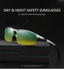 CAPONI <b>Aluminum</b> Magnesium Men <b>Sunglasses Polarized Day</b> And ...