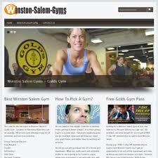 gym website design website design winston salem seo web design marketing