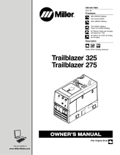 miller trailblazer 275 manuals