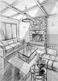 interior design bedroom drawings. Exellent Drawings Perspektif Interiordesign With Interior Design Bedroom Drawings