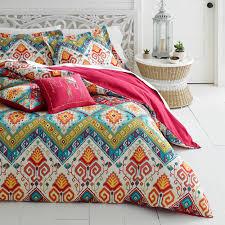 azalea skye moroccan nights dark red duvet cover set full queen com