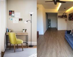 difference between the use of carpet and eco resilient flooring