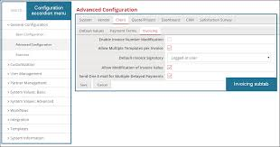 client invoice client invoicing advanced configuration xtrf help xtrf