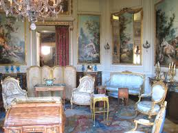 Provincial Living Room Furniture French Rococo Style Living Room With Elegant Furniture French