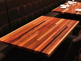 wood butcher block table tops furniture with custom plan 11