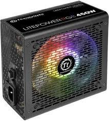 Купить <b>Блок питания THERMALTAKE Litepower</b> RGB 450, 450Вт ...