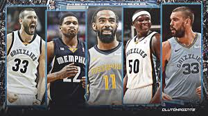 The grizzlies are a member of the southwest division of the western conference in the national basketball association (nba). 5 Greatest Memphis Grizzlies Players Of All Time