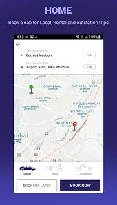 Meru Cabs Local Rental Outstation Airport Taxi 5 5 9 Apk