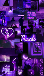 Purple Money Wallpaper for Girls (Page ...
