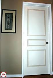 bedroom doors painting interior door cost best paint white