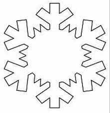 Blank Snowflake Template Free Cliparts Snowflake Patterns Download Free Clip Art