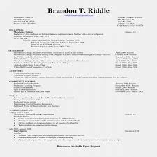 Awesome Resume For College Freshmen Best Of Judgealito Com