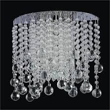 glamorous lighting. glamorous wall lights crystal sconce lighting smooth bead like rain beauty e