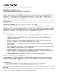Event Planner Sample Resume Wedding Coordinator Special Event