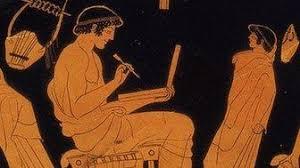 Ancient Greek Laptop | Know Your Meme via Relatably.com