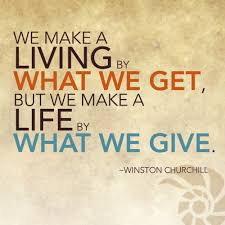 Quotes On Giving Mesmerizing Quotes About Giving Back Fair Giving Back Quotes 48 Civic And