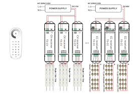 t1 rf 2 4ghz wireless led dimming remote t1 wiring diagram