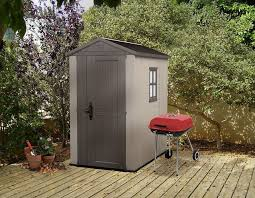 5 smaller tool shed