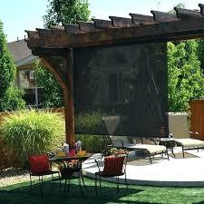 outdoor solar shades for patios home depot sun shades outdoor bamboo patio outdoor sun shades for