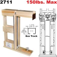 Pocket Door Retrofit Packet Door 1560 Series Pocket Door Frame Kitssc1st