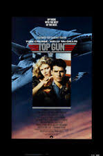 top gun poster products for sale | eBay