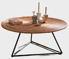 24 rattan coffee tables