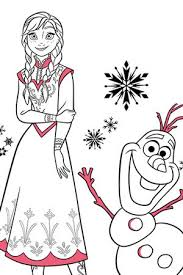 Small Picture Frozen Colouring Pages Activities Disney Create