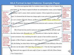 parenthetical citation in mla format mla format fye