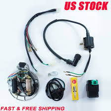 all electrics 50 110 125cc 140 wire harness cdi coil stator all electrics 50 110 125cc 140 wire harness cdi coil stator magneto dirt bike a2