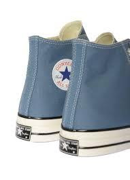 converse 70s. converse chuck taylor all star 70s hi - blue coast