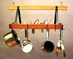 sliding pot rack baking pan storage rack pan storage cabinet pot and pan rack wall page
