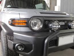 Fj Cruiser Fog Lights Oem Hid Retrofit Toyota Fj Cruiser