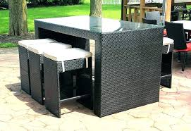 outdoor bar table with chairs patio bar table and chairs ideas outdoor furniture bar sets or outdoor bar table with chairs