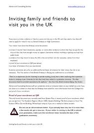 Invitation Letter For Us Visa Template Resume Builder