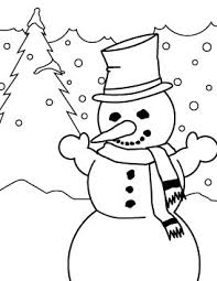 Small Picture Winter Coloring Pages 4 Coloring Kids
