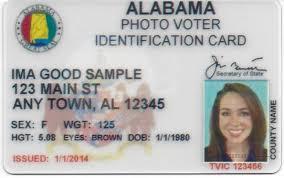 Card Voter System Photo Identification