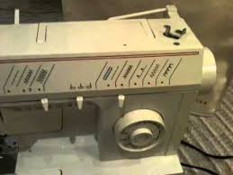 Singer 5805c Sewing Machine Instructions