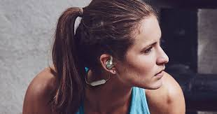 <b>Under Armour's</b> latest <b>wireless</b> buds stay in your ears during workouts
