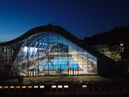 Plavecký stadion v pražském Podolí byl zařazen mezi kulturní památky |  Fotbal | Sport | Pražská Drbna - zprávy z Prahy