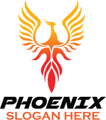 Creative phoenix Logo Vector (.EPS) Free Download