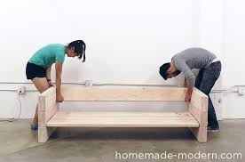 homemade modern ep70 outdoor sofa with regard to diy wood design 12