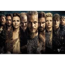 tv shows posters. vikings - tv show poster tv shows posters )