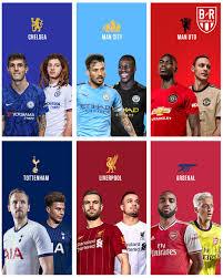 Übersicht: Alle Premier League 19/20 Trikots - Leaks & Releases - Nur  Fussball