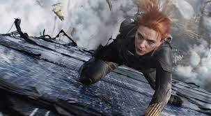 Black Widow« mit Scarlett Johansson ...