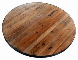 unfinished round table top lovely wood tops